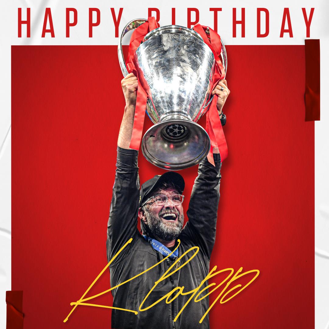 Happy birthday, boss 🥳❤️ https://t.co/yF9HBqTAKs
