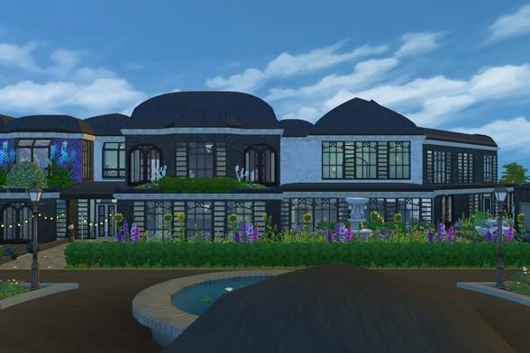 My 1st #Million dollar home modeled after the #NeverlandRanch Mega Mansion - Furnished Lot on #TheSims4 Gallery!pic.twitter.com/Xa4N3ZkWhq