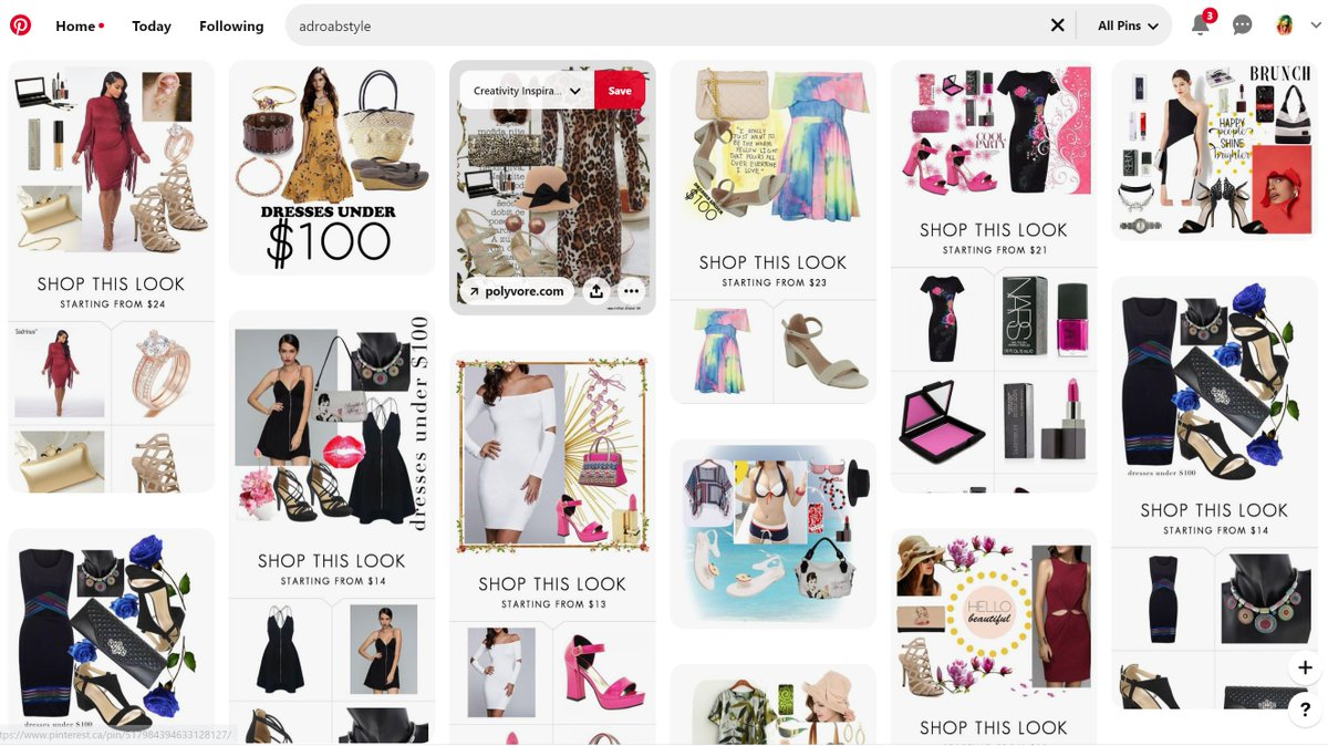 Really sad that #polyvore has been taken off, was a brilliant platform for #fashionistas to create magnificent sets out of people's products. Picture: My wife was mix & matching our products catalog to create fashion sets. She won many contests, it was an amazing experience.pic.twitter.com/esUCt5ygoz