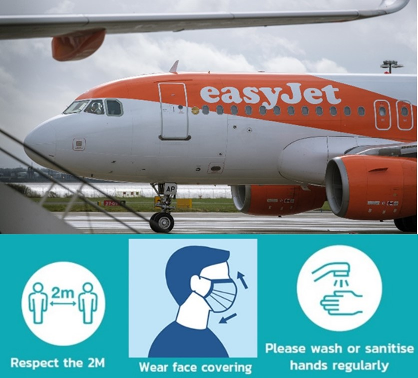 Looking forward to the return of @easyJet from Liverpool on Monday with their daily flight to Belfast. With more flights returning in recent weeks we've been preparing the terminal to welcome back more customers. See https://t.co/0tFCnFtDYF for the latest information https://t.co/O21wwfoFrf