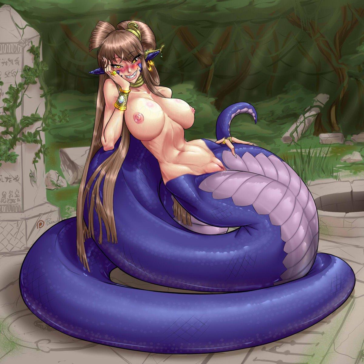 Snake Bdsm Artwork