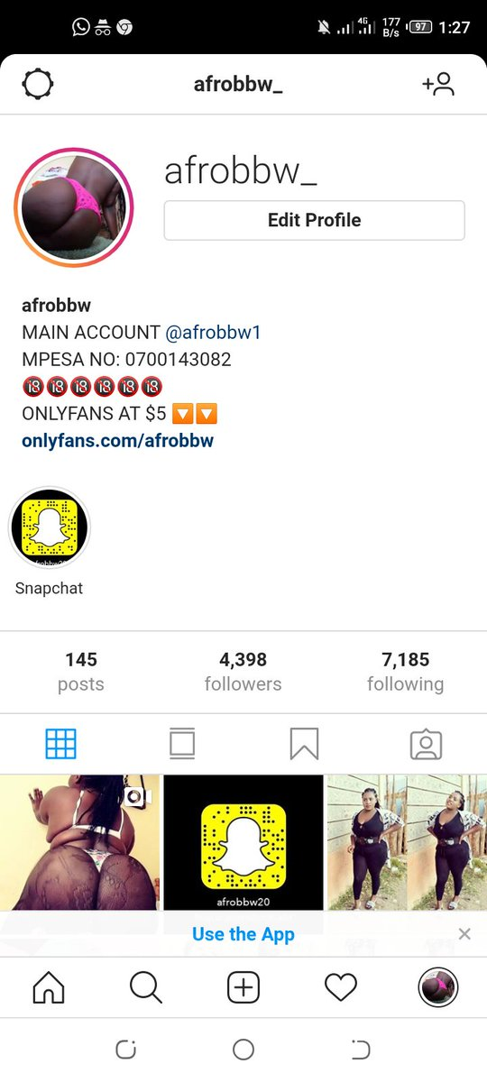 Anyway follow this new Instagram account and let's get to 10k https://t.co/exzCS1g6PU