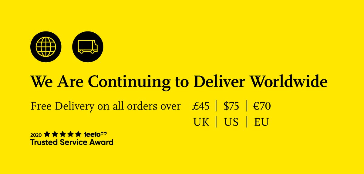 Our online store remains open and we're working hard to deliver safely and on time. Visit our shop now: https://t.co/fZzGx6s4xa https://t.co/S8g97pdm4b