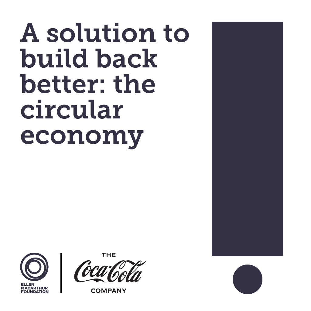 As we plan for life after COVID-19, we're focused on creating opportunities that benefit the environment and society.   That's why we've signed a pledge with the Ellen MacArthur Foundation to #buildbackbetter and accelerate the @circulareconomy and #esg. https://t.co/R1sRzfuzsX https://t.co/W8gKcttpxT
