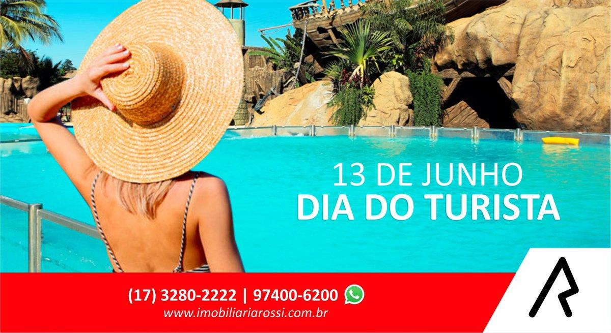 ☀️🤽♂️13 de Junho - Dia do Turista 🤽♀️☀️  👉 https://t.co/kXxH69gOJM  Atendimento Online💬 📱 (17) 97400-6200 Whatsapp💬 📱 (17) 3280-2222 Whatsapp💬  🔑 Rua 9 de Julho, 1196 - Centro - Olímpia SP. 🔑 Imobiliária Rossi, Realizando o sonho de morar bem! https://t.co/k1PfZ986fK