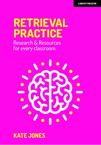 #EduTwitter Competition! 🎉 📖 Thank you for the continued support for my book. To win a copy of #retrievalpractice simply retweet this tweet & THREE winners will be selected at random & announced Thursday 18th June!