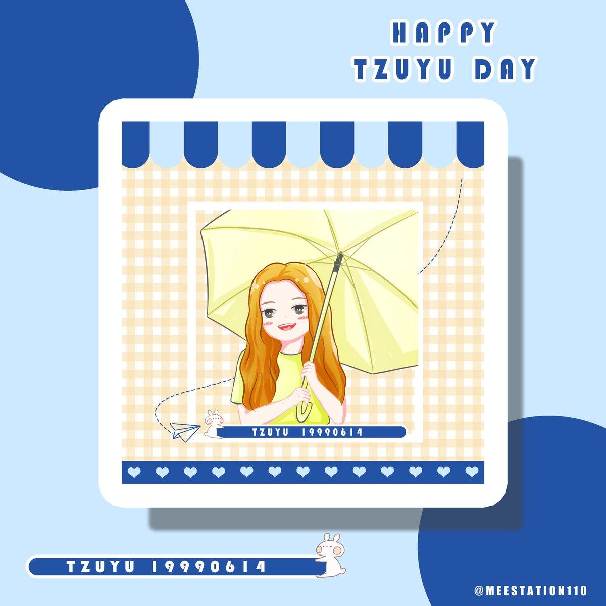 HAPPY TZUYU DAY🎂 #TWICE #트와이스 #쯔위#ツウィ #TZUYU #周子瑜 #HappyTzuyuDay #Sweet_Tzuyu_Day #쯔윗한_우리막둥생일