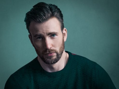 Happy Birthday Chris Evans. Always a pleasure to work with.