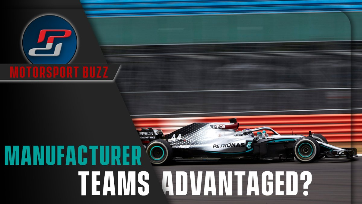 Private F1 Tests: Customer Teams Disadvantaged? Check the video at - https://t.co/PGWNXIUVEi  #F1Test #MercedesF1 https://t.co/Y9WVh7Qm2X