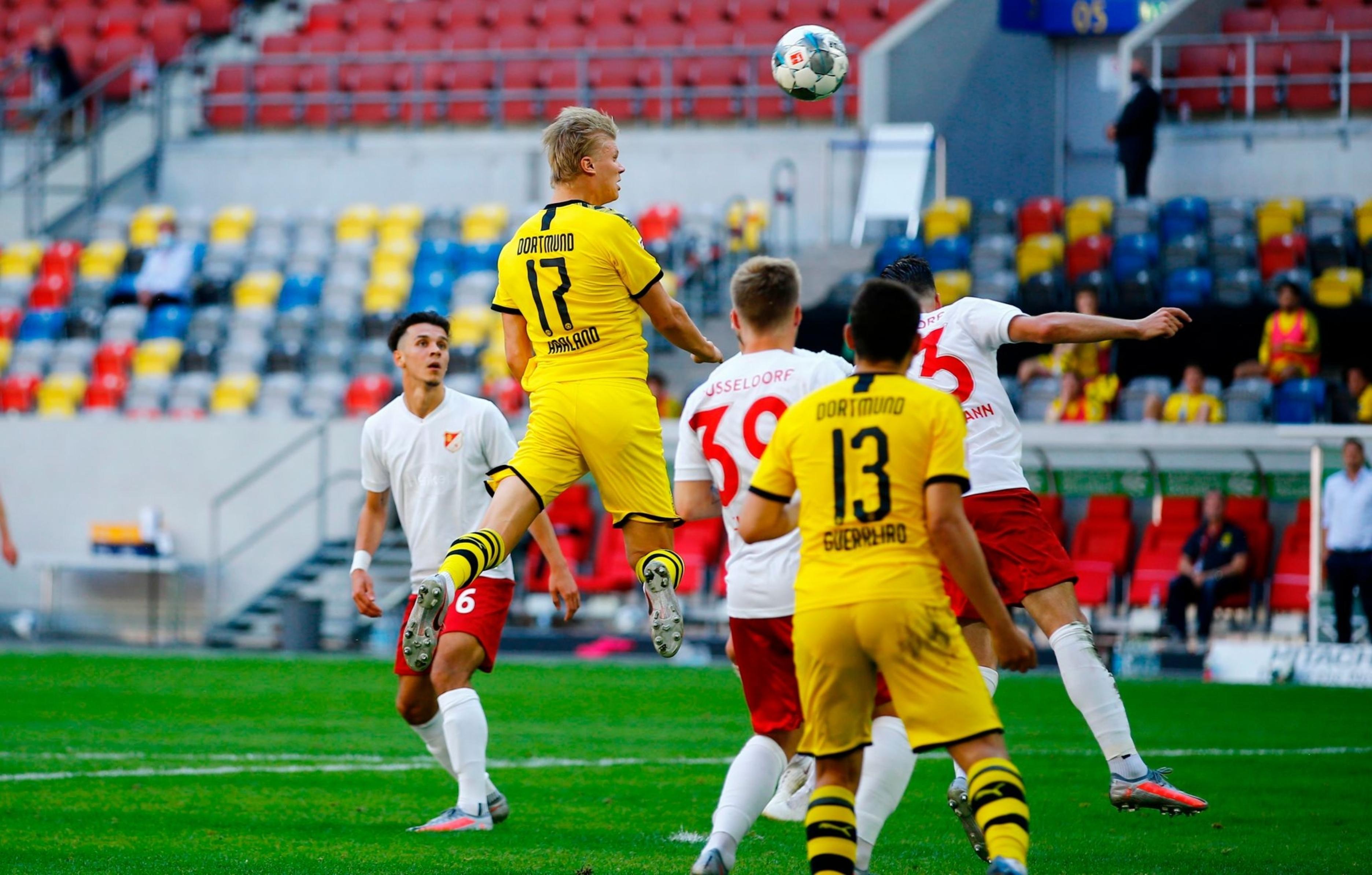 Бундесліга. Переможний гол Холанда на 95-й хвилині, Айнтрахт розгромив Герту - изображение 1