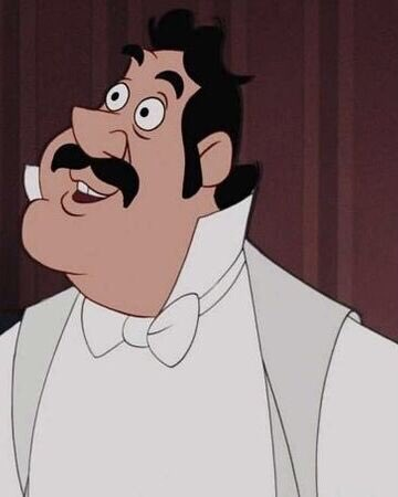Y'all ever think Mr. Darling from Peter Pan looks like a 19th century version of @BarstoolBigCat