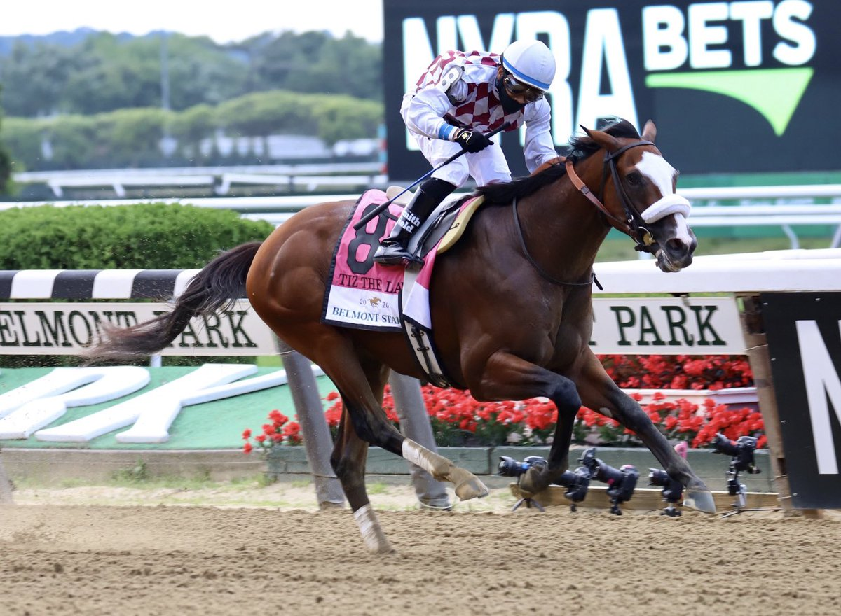 Tiz the Law – Belmont Stakes 2020