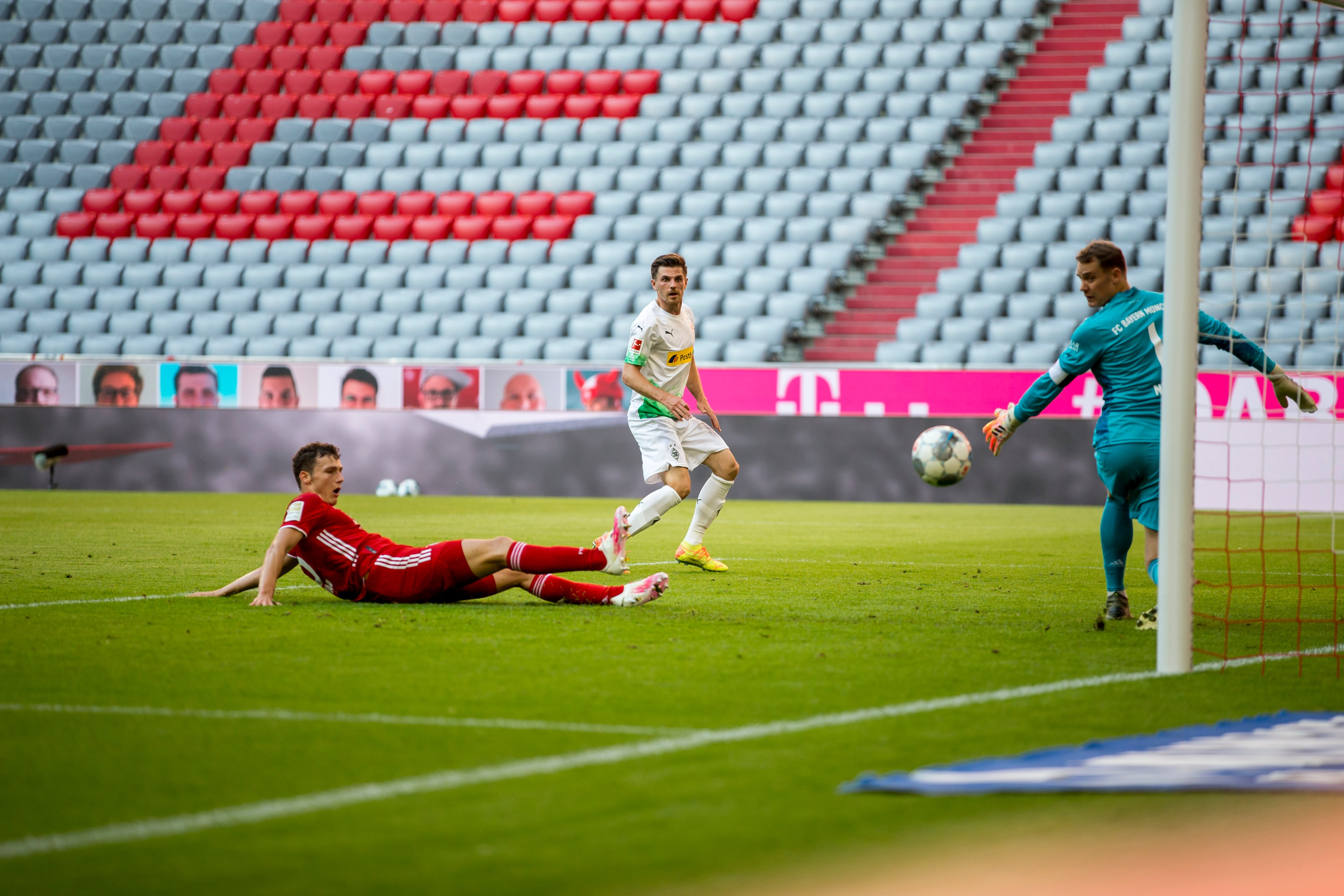 Бавария - Боруссия Менхенгладбах 2:1. Шаг к чемпионству - изображение 1