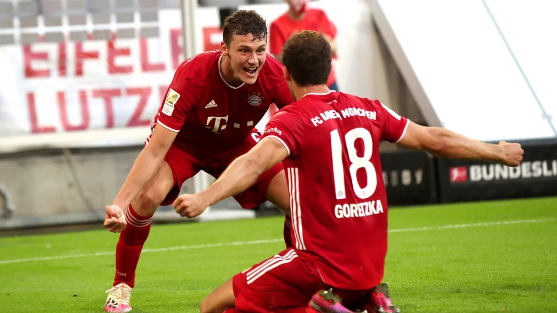 Xem lại Bayern Munich vs Monchengladbach, Bundesliga – 13/06/2020