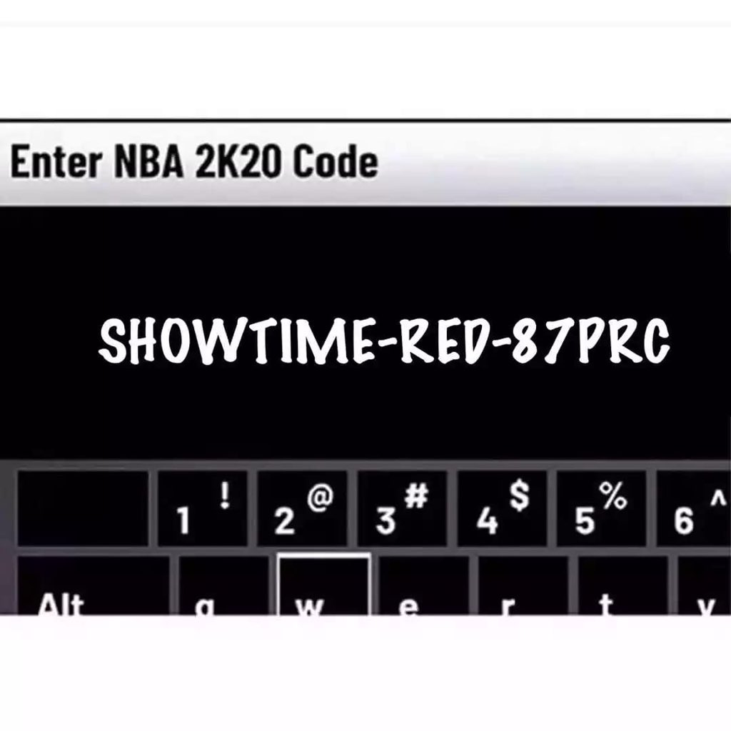 NBA 2k20 Locker Codes 2020