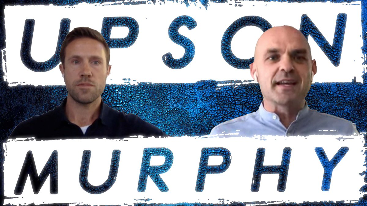 #TheWaitIsOver  Former Arsenal's Matt Upson and ex Liverpool's Danny Murphy on facing #PaulScholes, racing #JohnBarnes and the repercussions of taking #MartinKeown's seat on the team coach!  WATCH HERE - https://t.co/YndW3ubbbE  #sbtpodcast https://t.co/leUWigqw7e