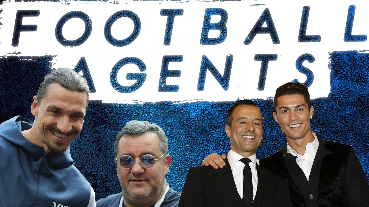 What do football agents REALLY do? @adamcarruthers found out ...  WATCH - https://t.co/6BNmNiu85G  #sbtpodcast #thewaitisover https://t.co/6tBpVIfj4G