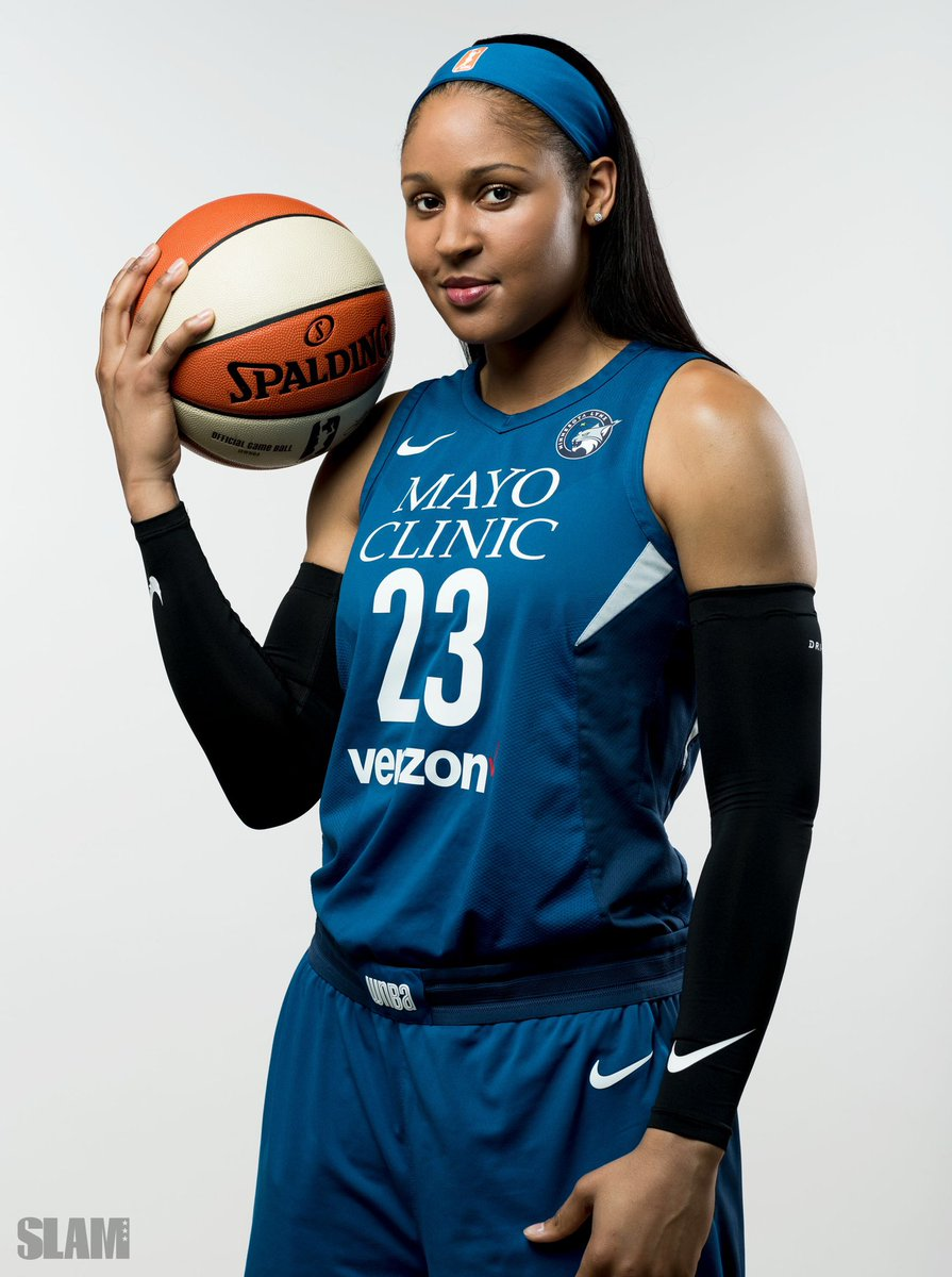 Who is a real life hero of yours that just happens to also be an athlete? I have a few, but Maya Moore is one of my favorites.  Maya stepped away from basketball while in the prime of her career to focus on helping change criminal justice reform. That's amazing.  She is a hero. https://t.co/9Ev8iZP2H0