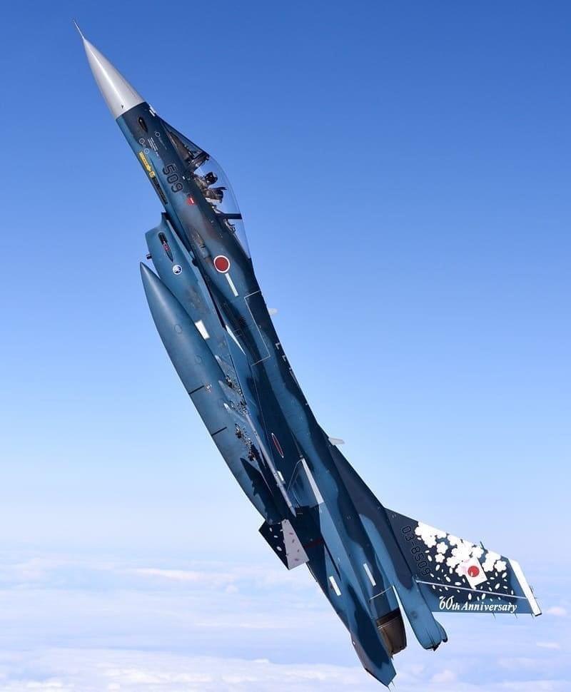 The Mitsubishi F-2
