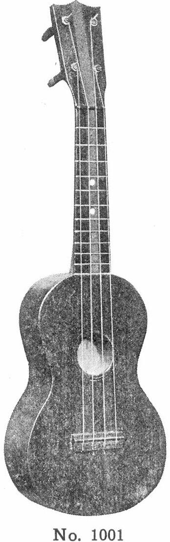 Sherman clay california columbia soprano ukulele corner