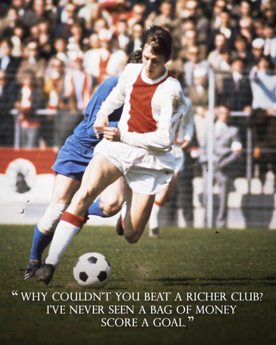 #14forever #CruyffLegacy johancruyff.com