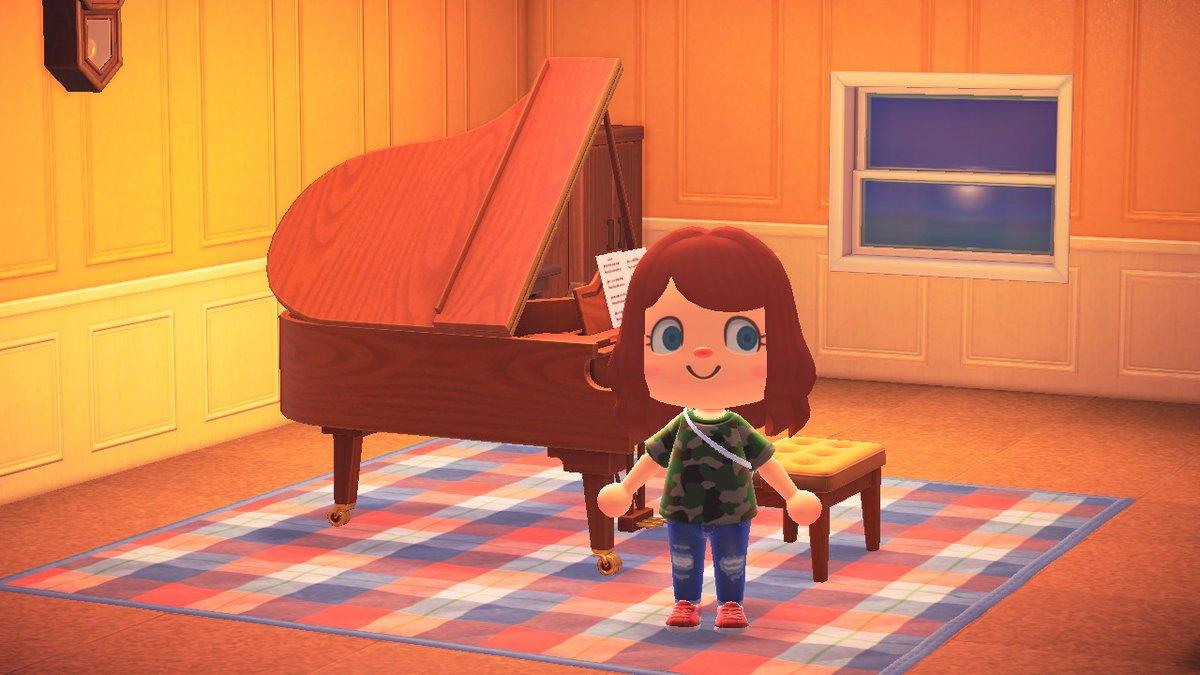森 リメイク あつ グランド ピアノ 【あつ森】グランドピアノの入手方法とリメイク・色違い【あつまれどうぶつの森】