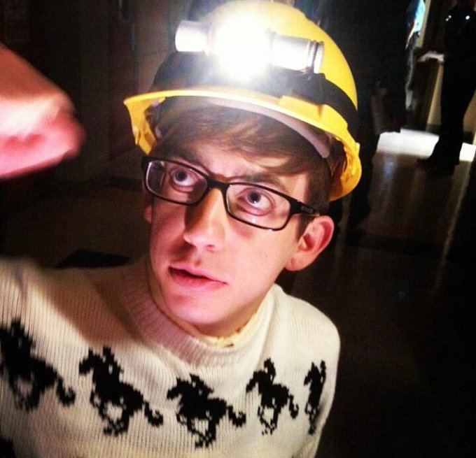 Happy birthday to the wonderfully talented and gay legend kevin mchale