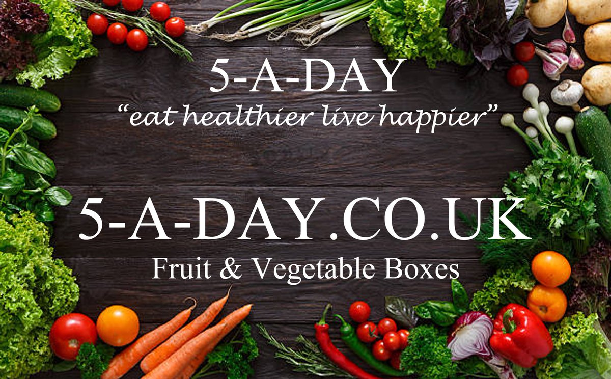 It's Sunday and that means a day off from picking, packing and delivering fresh fruit and vegetables to all Leeds (LS) postcodes, our website is open 24/7 for you to place an order 🥬🍇🥝🍓🍍🍒🍅#Leeds #life #ls #delivery #fruitboxes #vegboxes #sunday   https://t.co/ioJcavesUd https://t.co/Uuvs54hXqa