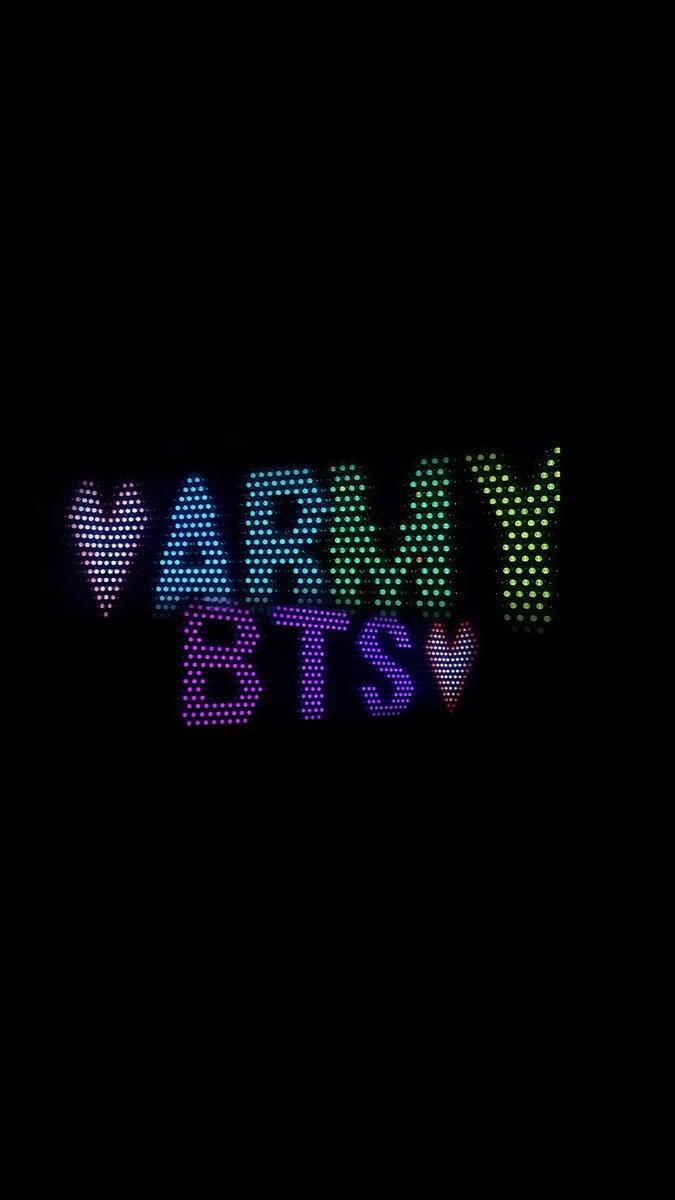 RT @lockszcreenbts: #BTS 💜ARMY simple wallpaper ... #BangBangConTheLive https://t.co/luwWSYU0XD