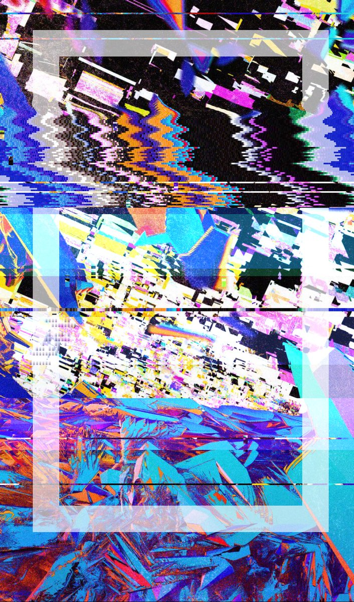 😀🏳 glitch eth cryptoart crypto abstract raredigitalart abstractart fractal Origin img by @WGMeets