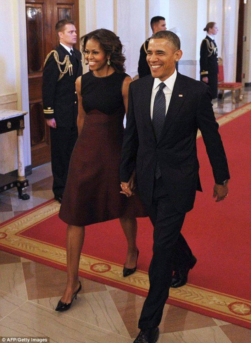 No matter what you say or undo, this is my President and 1st lady. @realDonaldTrump. Your evil will be coming to an end in November, and I can't wait to have a decent nights sleep again.   Happy Obama day! #ObamaDayJune14th #TrumpWearsAdultDiapers https://t.co/q7HoB9gV6T