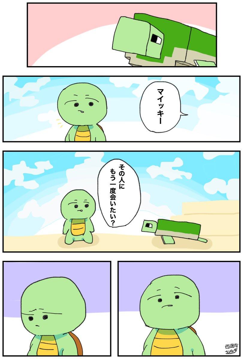 マイッキー 亀
