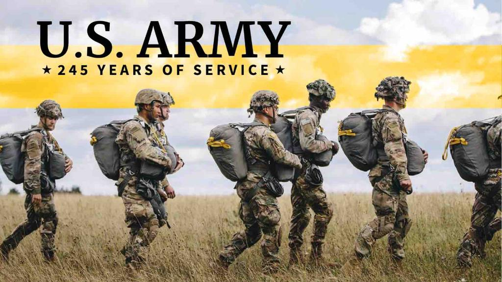 Happy 245th birthday to @USArmy! 🇺🇸