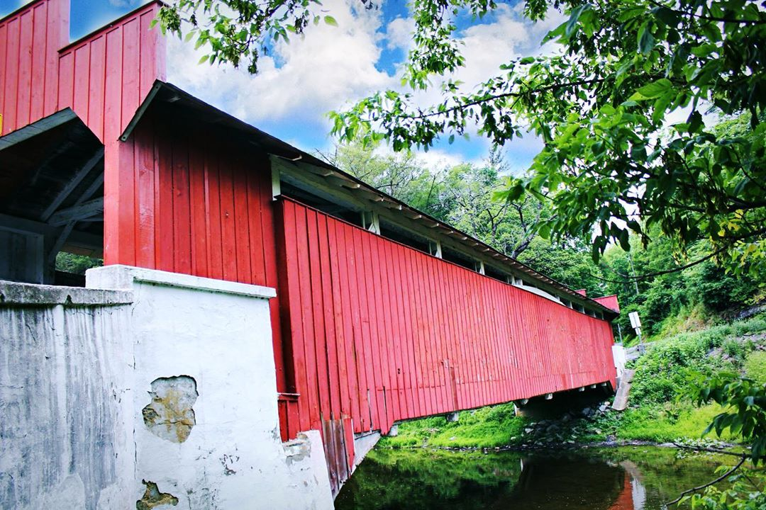 Test your Lehigh Valley knowledge: Can you name all seven of the region's covered bridges? Learn more: bit.ly/2xpD0VT 📷: @oorahgirl73 via Instagram