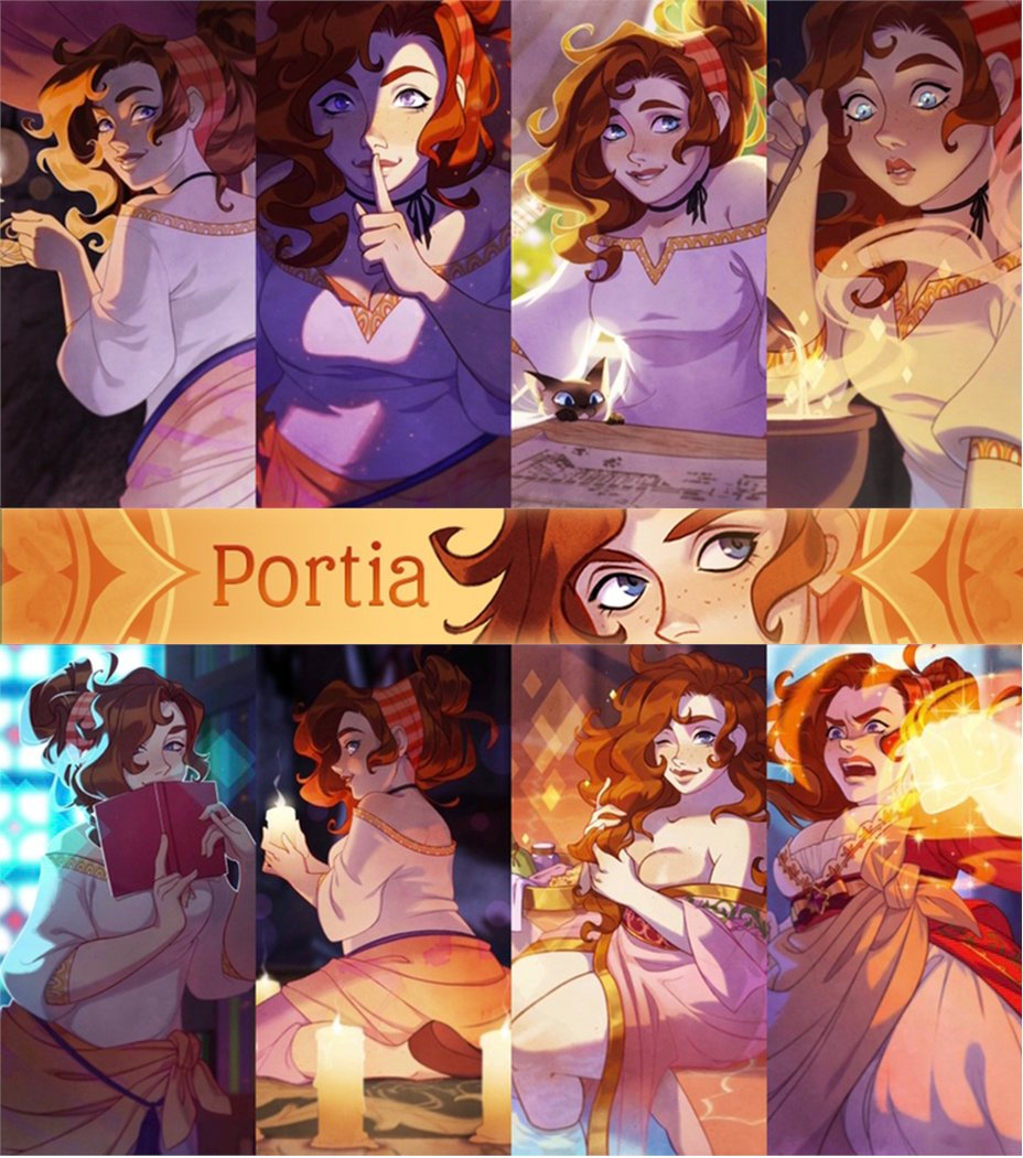 We did it! Keep Saving Portia! #thearcana #TheArcanaGame #portiadevorak #thearcanaedit #thearcanaart #juliandevorak #asraalnazar #countlucio #thearcanamuriel #nadiasatrinava #thearcanamazelinka #thearcanapepi #thearcanaapprentice #thearcanamc #saveportia pic.twitter.com/UC2t1zMhPQ
