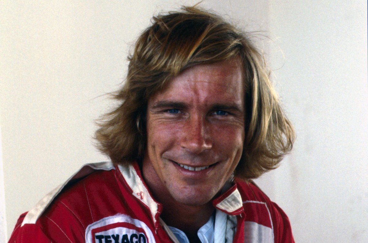 29 August 1947 - 15 June 1993  Remembering James Hunt, our inimitable teammate, today and always. 🧡 https://t.co/mgPXXkJyOx