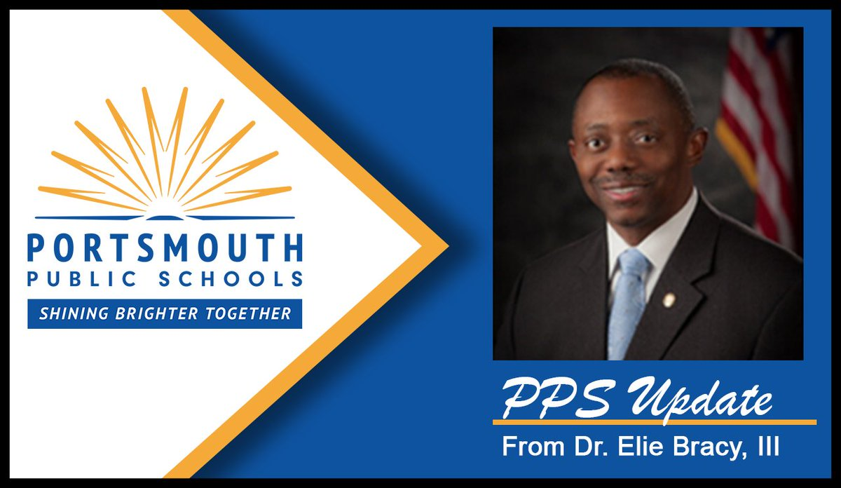 Access Dr. Bracy's weekly update here: ppsk12.us/coronavirus/no… #PPSShines