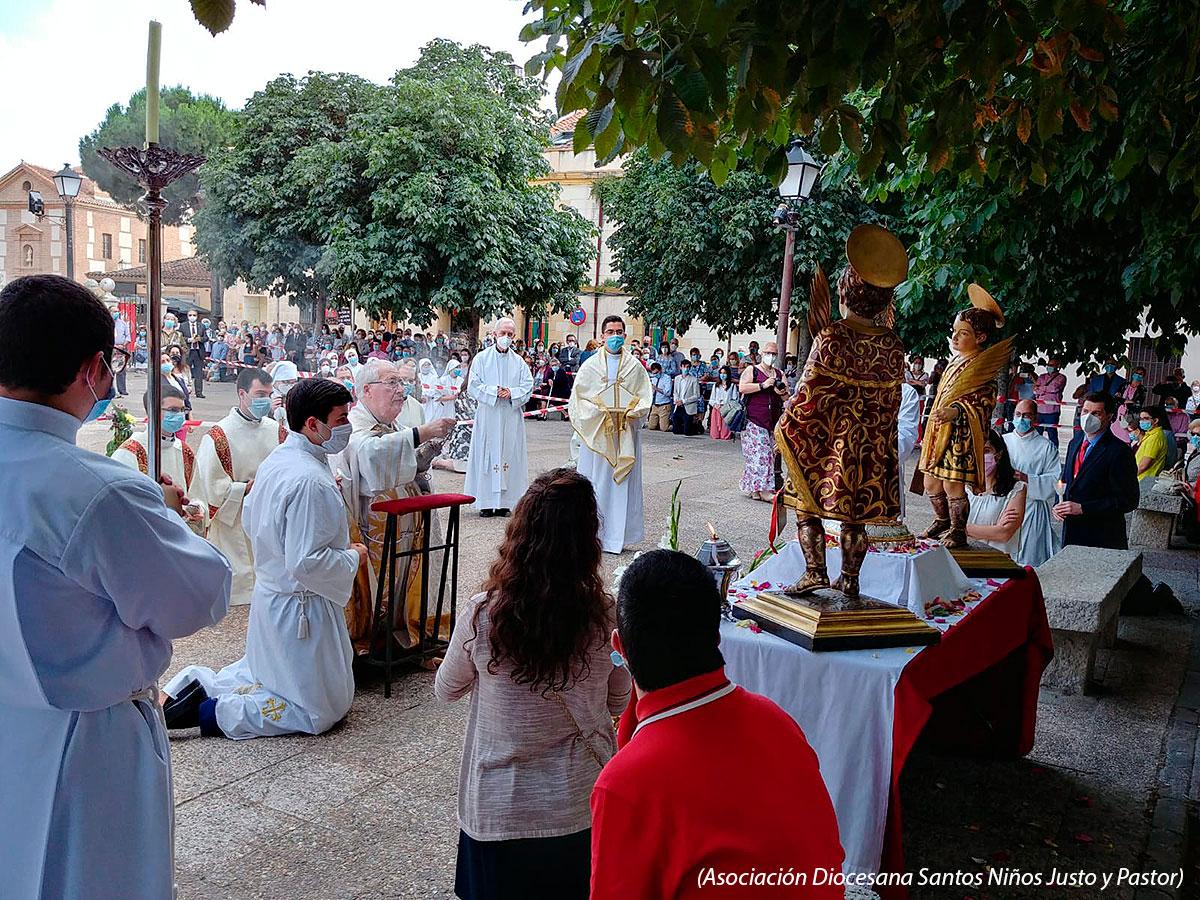 Foto cedida por Asociación Santos Niños