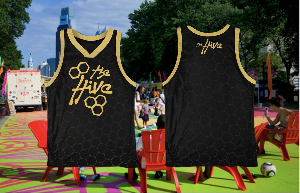 Have you checked out the Hive jersey on the app? The Hive jersey is only available through the Mike Scott app, and is available in sizes ranging from XS to XXXL! The weather is getting warmer, so now is a great time to grab one of the freshest jerseys around! #MikeScottHive🐝 https://t.co/0l1sZGdSQN