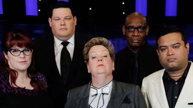"""lazy web: Is there a data set with all the questions & answers, their phase in the game and the  £££ associated it for the UK quiz """"The Chase""""? https://t.co/NS2dltFMeC"""