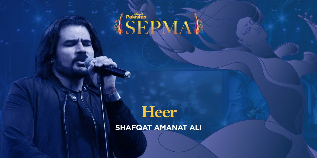 SEPMA presents Shafqat Amanat Ali with Heer!  Don't forget to catch the full version on YouTube: https://t.co/iy7iYcGPHj  Produced by: Huma Nassr SEPMA 2019  #SEPMA #SEPMA2019 #Celebrations #Achievements #Awards #humanassr #Shaanepakistan #Music #PakistaniMusic #PakistaniTalent https://t.co/BIVX65ggcF