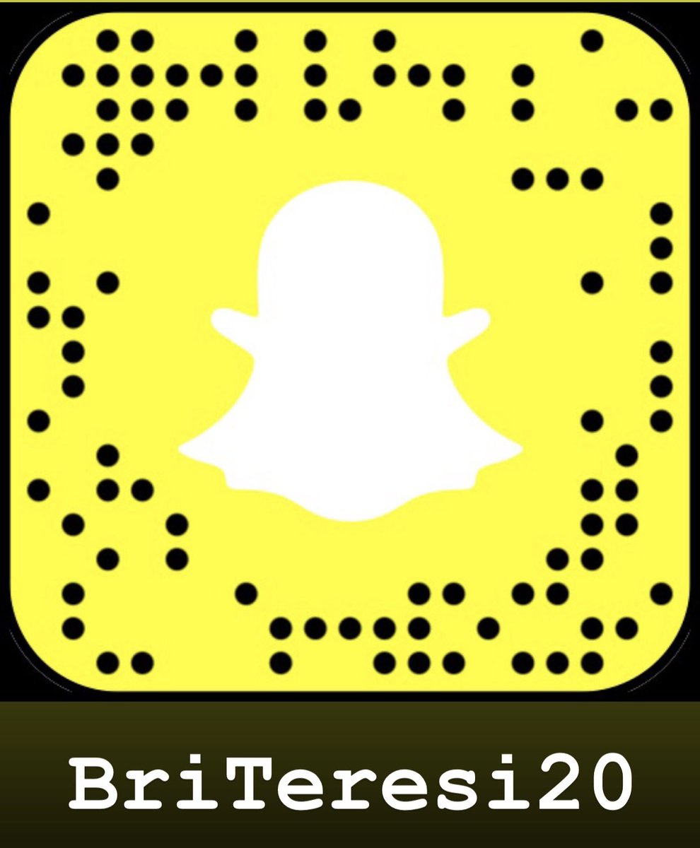 Bri Teresi Snapchat