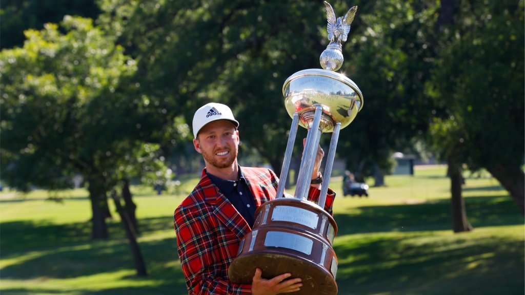 Congratulations @DanielBerger59 on your victory at the @CSChallengeFW at the Colonial. A perfect celebration to mark the return to golf. #schwabchallenge #RolexFamily #Perpetual https://t.co/xVzBONFLmu