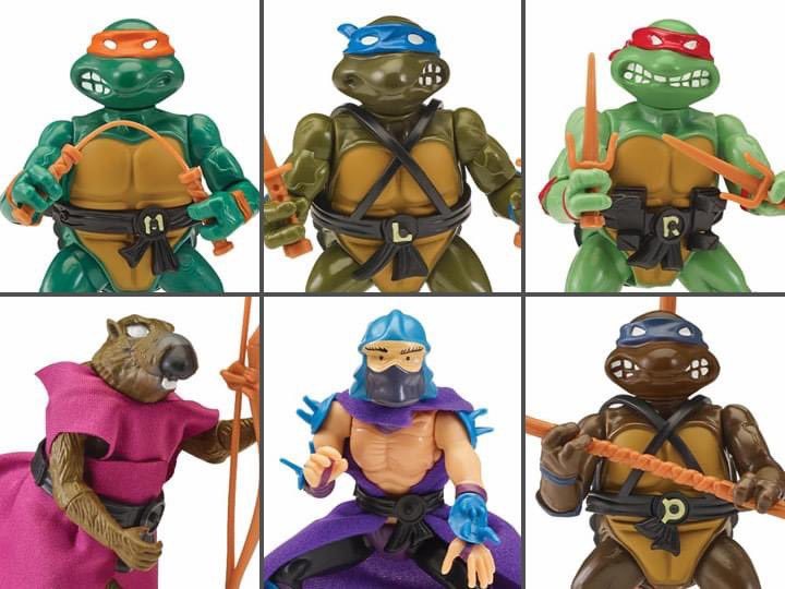 Collect Destroy On Twitter Teenage Mutant Ninja Turtles Retro Rotocast Sdcc 2020 Exclusive Set Of 6 Figures By Playmates Toys Collectxdestroy Collector Collection Toys Toycollector Toycommunity Actionfigures Sdcc Comiccon Sdcc2020