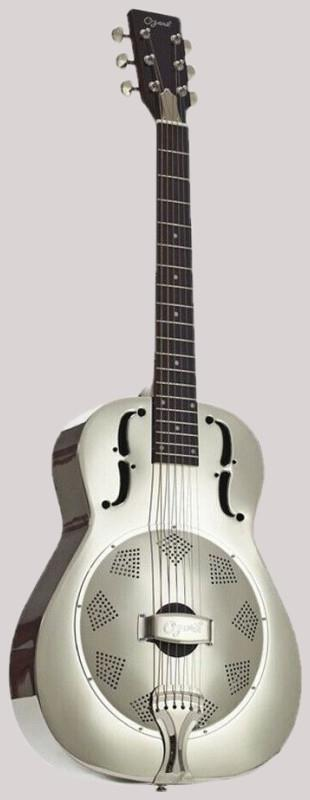stentor ozark 3515 single cone biscuit bridge resonator guitar at ukulele corner