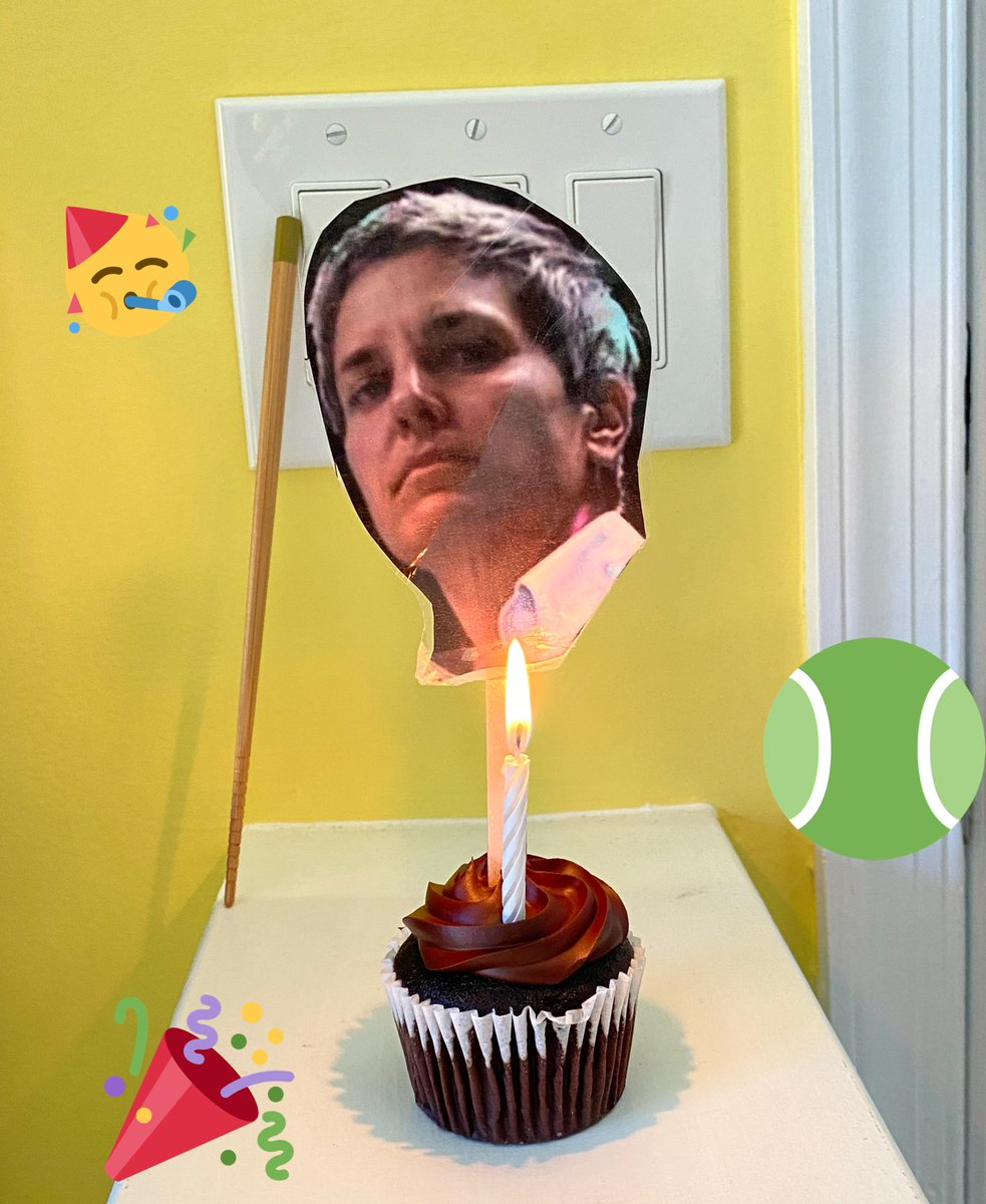 It's Cheechmuffin's birthday! 🥳 Happy birthday, Marija!  #cicak         __________________       | it's Marija's          |       |     birthday!🤩    |       |_________________|              |       \🧁/         / \ https://t.co/3Af4Mvw9O8