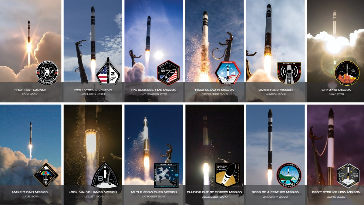 Just like that, we've hit a dozen launches! Find out more about number 13 tomorrow. 🚀