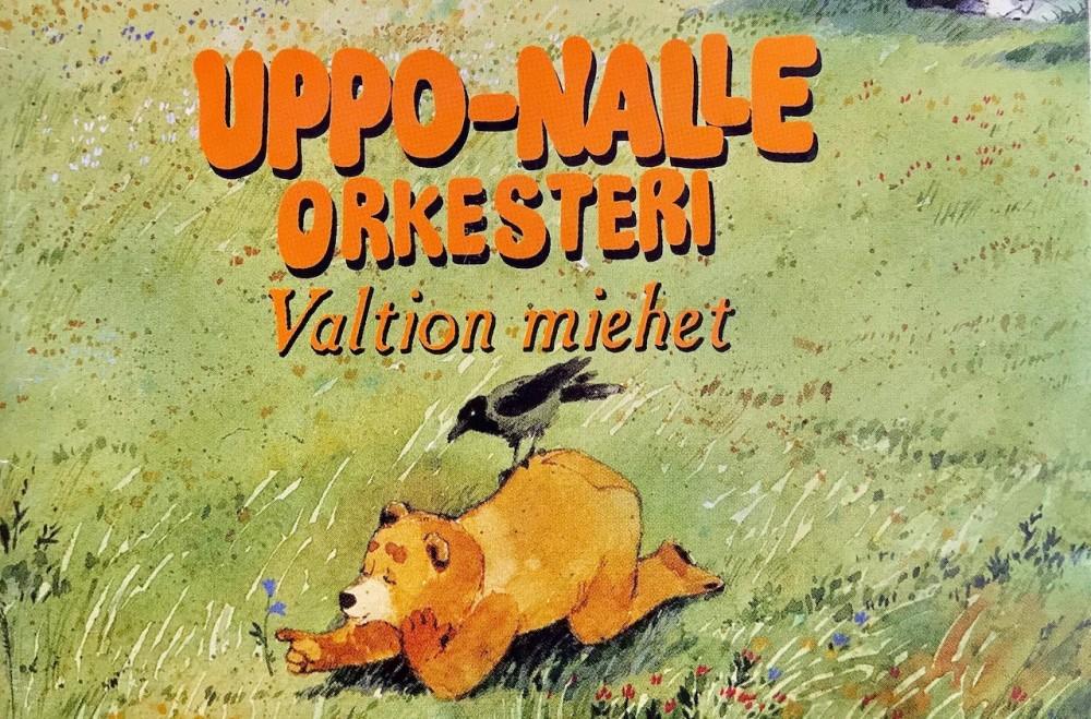 Uppo-Nalle Orkesterin albumi Valtion Miehet julkaistaan digitaalisena levyn 20-vuotisjuhlan kunniaksi https://t.co/KBNyzAOjE5 https://t.co/JgFk3VoOg0