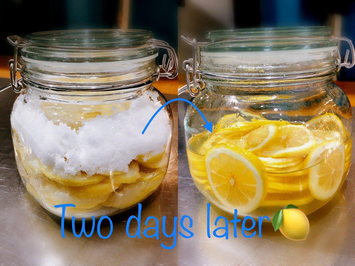 スカッシュ レモネード レモン