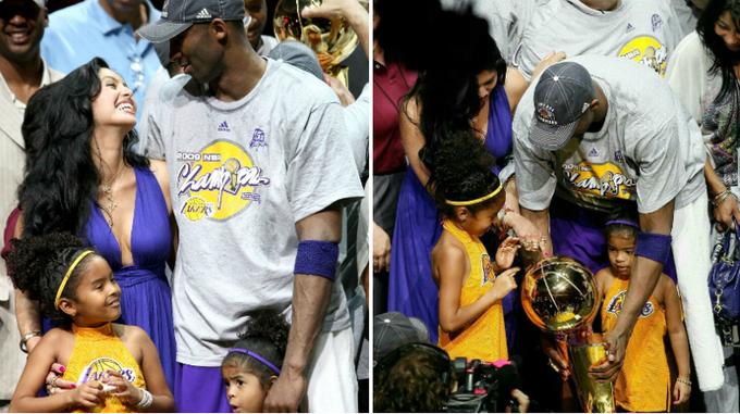 【影片】11年前的今天,Kobe率隊4-1擊敗魔術奪冠,瓦妮莎懷念:看得我心都碎了…